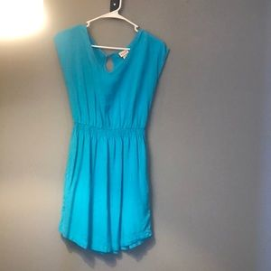 Blue Mini Dress. Great condition from Target.